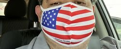 3-PCS American Flag USA Face Mask - You Get 3 Masks. SHIP FAST FROM TEXAS. $14.99