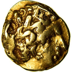 [489557] Coin Aedui 1/4 Stater Ef Gold Delestrandeacutee3034