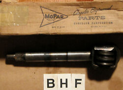 Oe 1960 1961 62 63 64 Dodge Chrysler And Plymouth Shaft And Roller Mopar 2201612