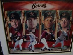 Astros World 05 Series Chicago White Sox With Stamp Picture
