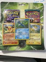 Pokemon Tcg Ex 1-dragon Frontiers And 1-power Keepers Sealed Blister
