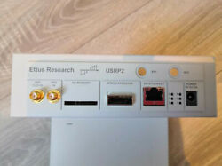 Transceiver Sdr Ettus Research Type Usrp2 Rev 4.0 From Dc To 6ghz