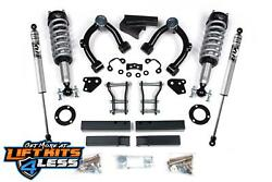 Bds Suspension 1545fsl 3.5 Coilover Lift Kit For 2019-2020 Ford Ranger 4wd Gas