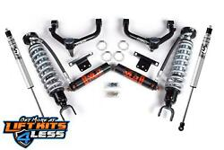 Bds Suspension 1664f 2 Performance Coilover Lift Kit For 2019-20 Dodge/ram 1500