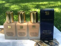 NIB Estee Lauder Double Wear Stay in Place Foundation💯Auth *PICK YOUR SHADE* $31.90