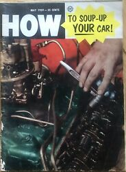 1959 How To Soup Up May Vintage Speed Equipment Chevrolet Engine Tips Brakes