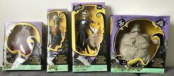 Original 1993 Nightmare Before Christmas Collector Doll Set