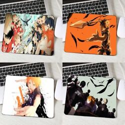 Popular Anime Haikyuu Pc Computer Mouse Pad Animation Small Decorate Table Mat
