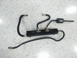 Mercury Marine Outboard 75 90 115 125 Hp Optimax Fuel Rail Assembly 895750t02