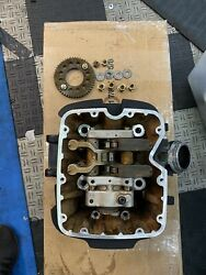 Victory Vegas Crossroads 8ball Vision 106 Rear Cylinder Head With Cam And Rocker