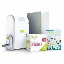 Accuquilt Ready. Set. Go Ultimate Fabric Cutting System With Go Fabric Cutter...