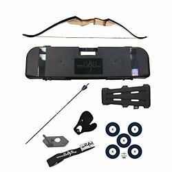 Samick Sage Take Down Recurve Bow Combo Travel Package Kit With Flight Approv...