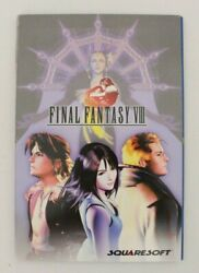 Final Fantasy Viii 8 Pc Windows Game By Squaresoft No Manual Untested As Is