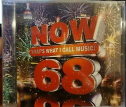 Now That#x27;s What I Call Music 68 Audio CD NEW