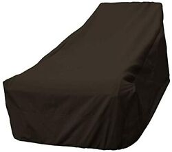 True Guard Patio Furniture Covers Waterproof Heavy Duty - Chaise Lounge Cover...