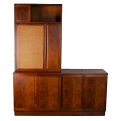 Jack Cartwright For Founders Credenza And Hutch