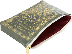 Book Themed Clutch Purse For Literary Lovers By Well Read Wallets For Women $23.99