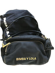 Bimba y Lola  Black Crossbody Shoulder Bag $125.00