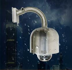 Explosion-proof 2mp Ptz Ip Ir Camera Wall Mounting 32x Optical Zoom 3d Dnr