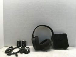 Steelseries Arctis Pro Wireless Black Headset For Playstation 4/pc Tested