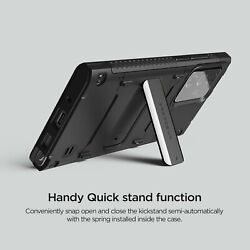 For Galaxy Note 20 Ultra Case VRS® Damda QuickStand Sturdy Kick Stand Cover $16.99