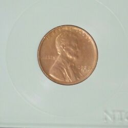 1929-s Lincoln Wheat Cent Penny  M-1211