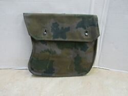 Early East German Blumentarn Camo Mag Magazine Pouch Carrier 3 Cell Nva 7.62x39