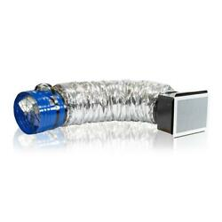 Quietcool House Fan Direct Drive Speed Control Exhaust Galvanized Steel Classic