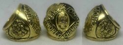1957 Detroit Lions Nfl Champions Ring Size 11 Ships Today