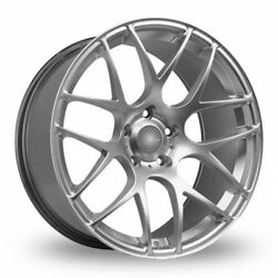 Alloy Wheels X 4 19 S Fox Ms007 For Renault Trafic Traffic Peugeot Boxer 5x118