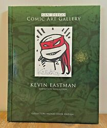 San Diego Comic Art Gallery Kevin Eastman Exhibition Collection Sketched Tmnt