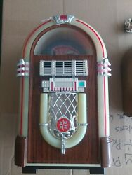 Lot Of Vintage Miniature Jukeboxes Am/fm Radio Cassette Coin Operated...