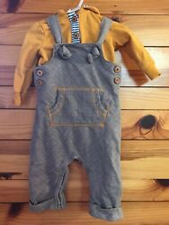 Matilda Jane Little Tyke Bodysuit Cute As A Button Overall Choose Your Path 3-6M $19.99