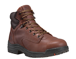 Pro Series Titan 6 Brown Tb026063 Safety Toe Work Boots