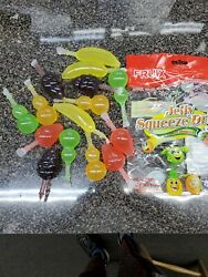 Dely-gely Fruit Jelly15 Pc Bag Buy 1gat 1 Free Fruit-licious Jelly Tik-tok Candy