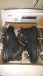 PREOWNED TIMBERLAND GARRISON FIELD WATERPROOF MENS BOOT SIZE 12
