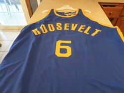 Nwt Very Rare Dr J Erving Roosevelt Ny Legends High School Jersey Size 3xxx