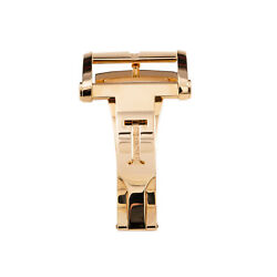 Original And Co 18k Rose Gold Watch Band Buckle 20 Mm