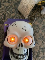 Fright Factory Light Sensor Activated Talk As You Walk Glow In The Dark
