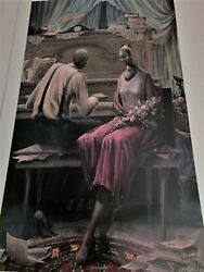 John Holyfield's Serenade, New, Limited Edition, Coa, Romance, Sold Out