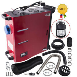 12v 8kw Diesel Air Heater With One Hole Lcd Display For Pickup Van Bus Car Boat