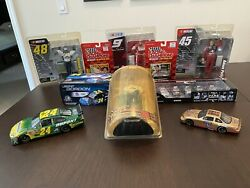 Nascar Lot Of Collectable Toys