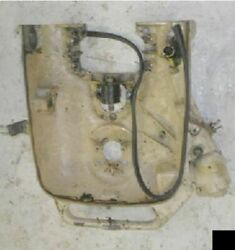 1960 40 Hp Johnson Sea Horse Outboard Lower Pan Cowl Cover