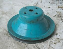 1974 Carver 25and039 Boat Omc 225 Gm 307 5.0l Water Pump Pulley