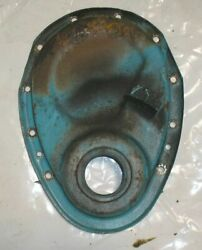 1981 Carver 25and039 Boat W 260 Hp Omc 5.7l 350 Gm Timing Cover
