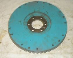 1981 Galaxy 19and039 Boat W Omc 5.7l 350 Gm Flywheel