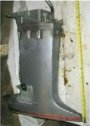 1996 200 Hp Yamaha Saltwater Series Ii Outboard Mid Section Exhaust Housing
