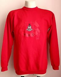 Ultra Rare Airdrieonians F.c. Away Football Admiral Sweater Jacket
