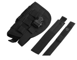 Tactical Pistol Gun Molle Belt Holster with Magazine Pouch Right Handed Shooters $16.19