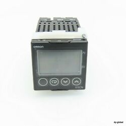 Omron Used E5cn-q2hbt Temperature Controller Good Condition Elec-i-789=7c35